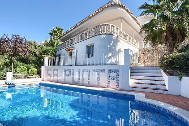 Villa Mimosa Begur