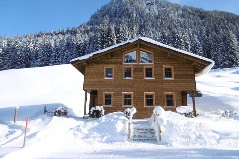 Winter-Aussenansicht