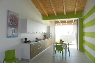 Holiday flat in Castelnuovo del Garda