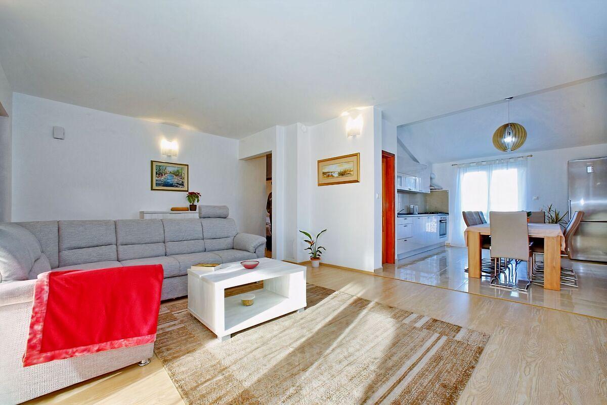 Apartman Niko - apartman za odmor u Bibinje unajmiti