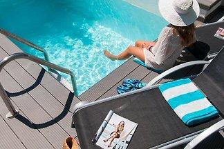 Beach House avec piscine San Agustin