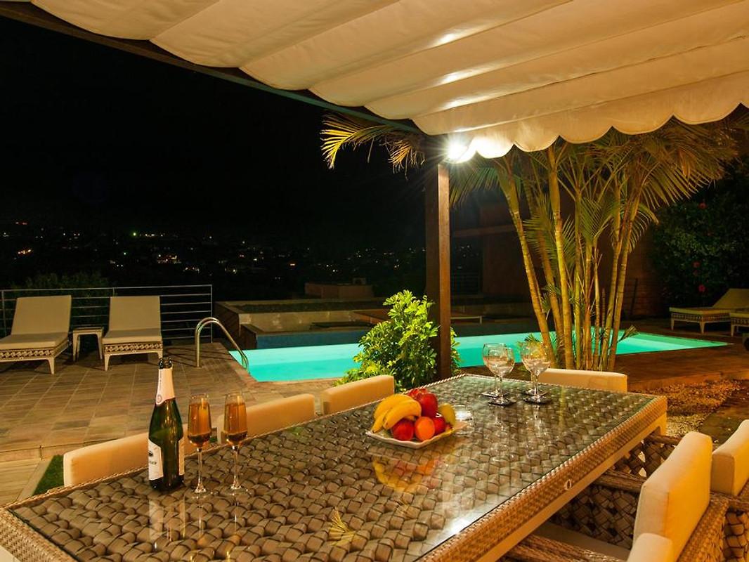 Salobre villas 6 con piscina en maspalomas sig c escobio - Villas en gran canaria con piscina ...