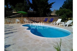TRULLO Giulivo, mit privatem Pool