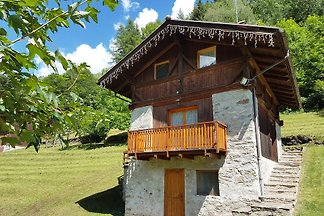 Chalet in the natural park Stelvio