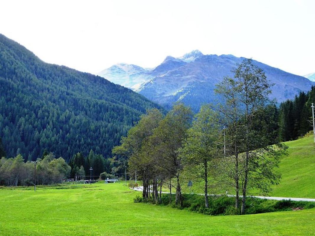 Chalet nel parco nazionale dello stelvio baita in val di for Lavatrice stand alone