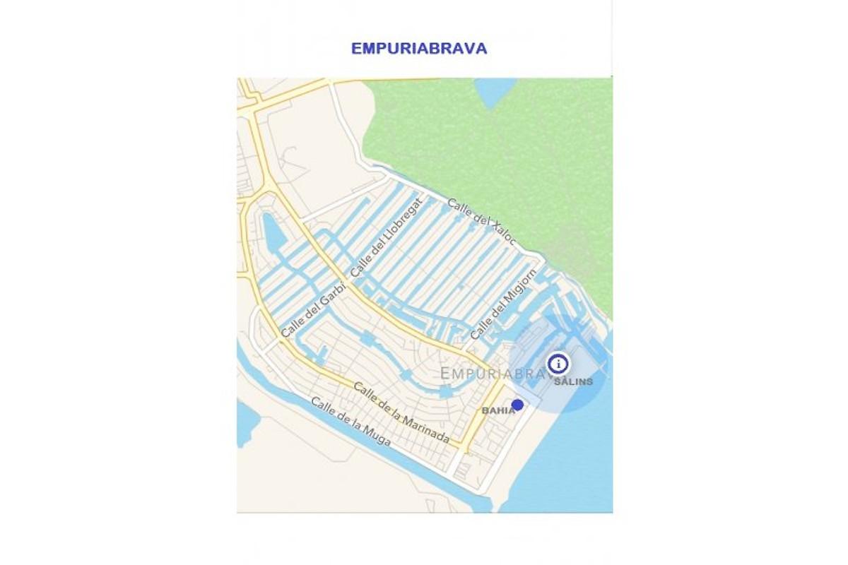 Apartment Salins Holiday flat in Empuriabrava