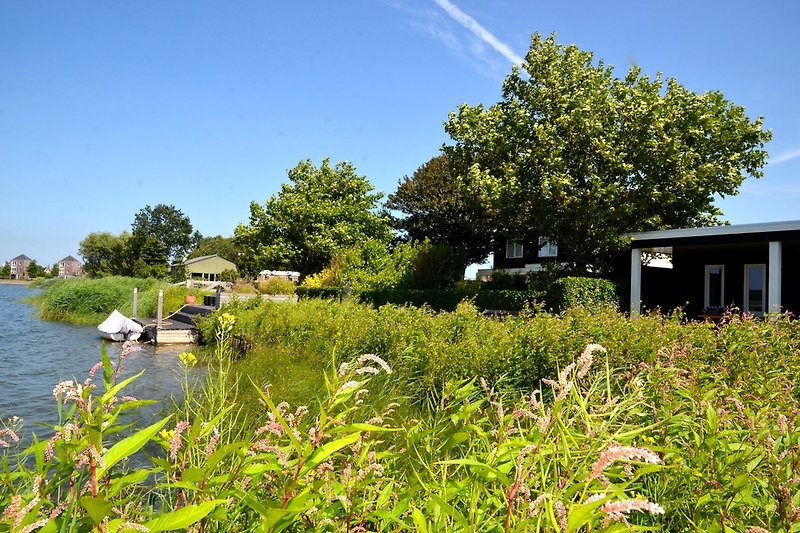 Ferienhaus Fields am Wasser
