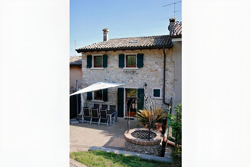 Rustico mit Terrasse