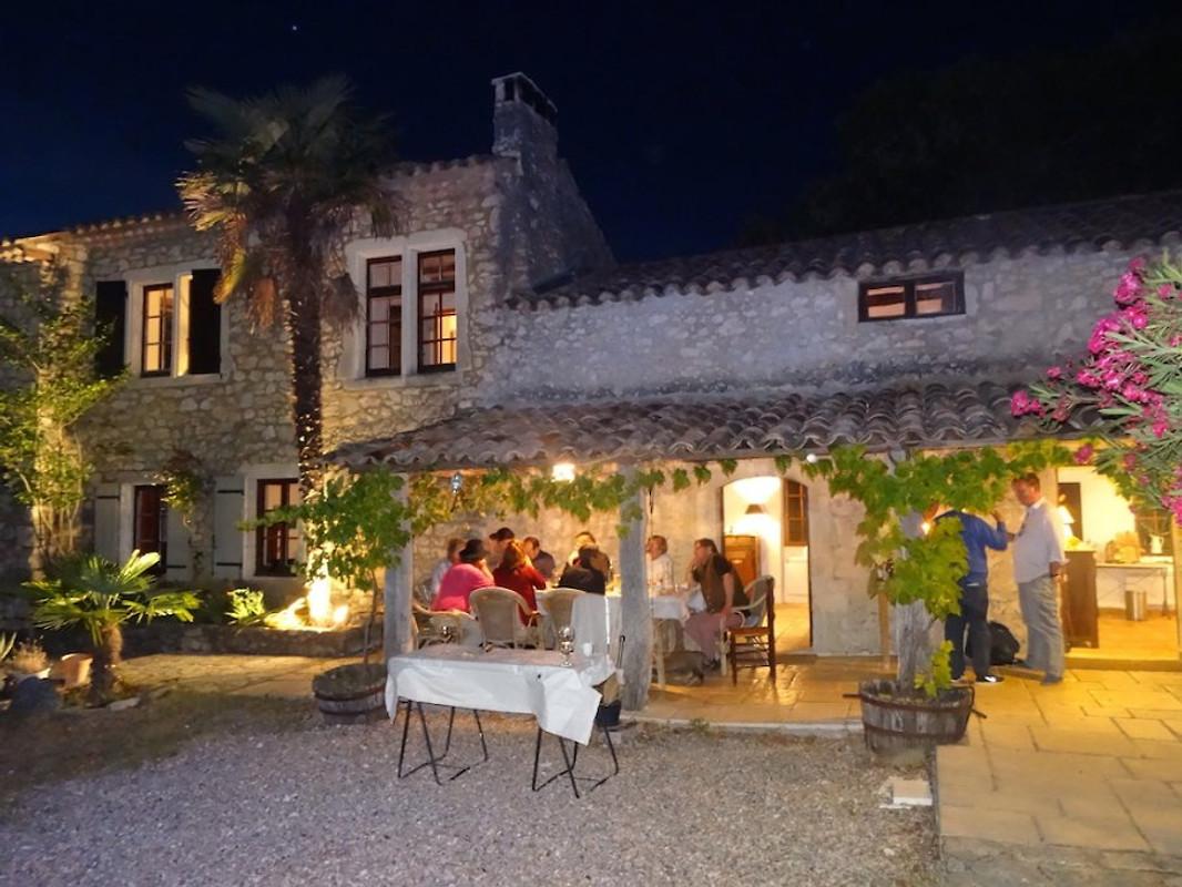 Grosses Landhaus Ideal F 2 Familien In Montclus A Dorpmund