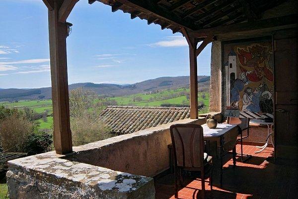 La Terrasse sur de La Bourgogne Sud en Cluny - imágen 1