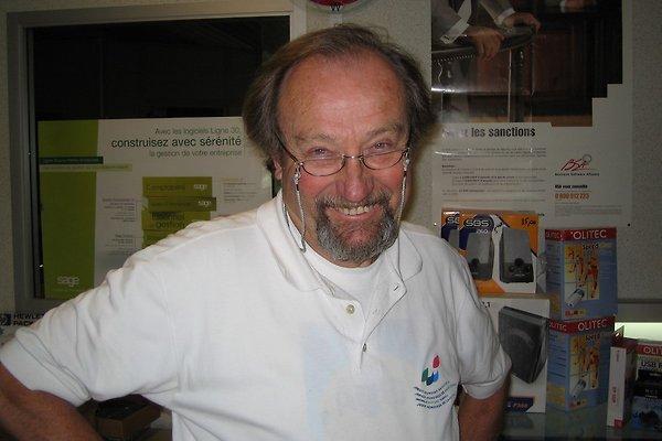 Herr J. Cornuel