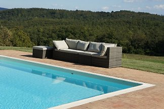 Private Villa mit Pool 12 + 2 Pers