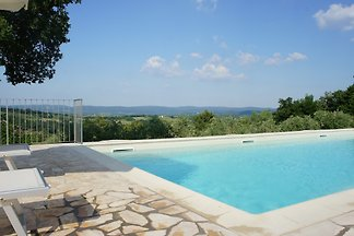 3 Ferienwohnungen mit Pool