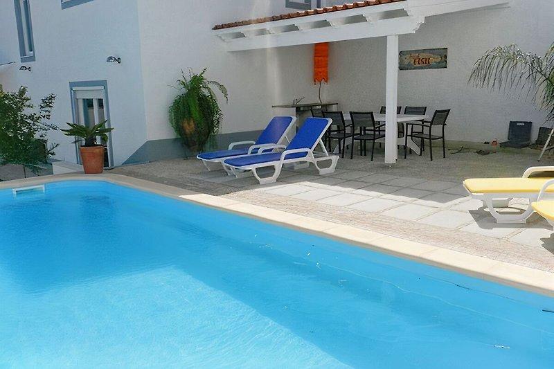 Schwimmbad 8,5 x3,3m