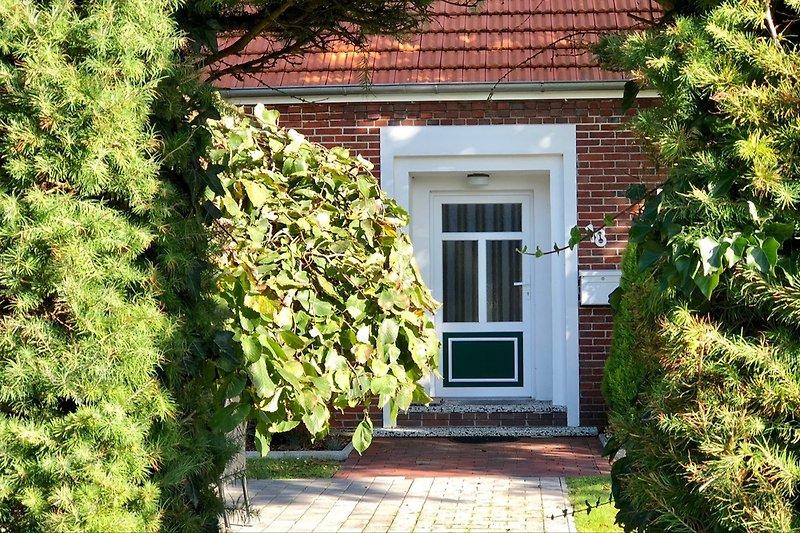Ferienhaus Ole Eingang