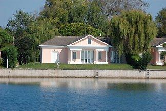 Villa mit Blick auf die Lagune