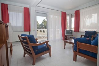 Holiday flat in Kriopigi