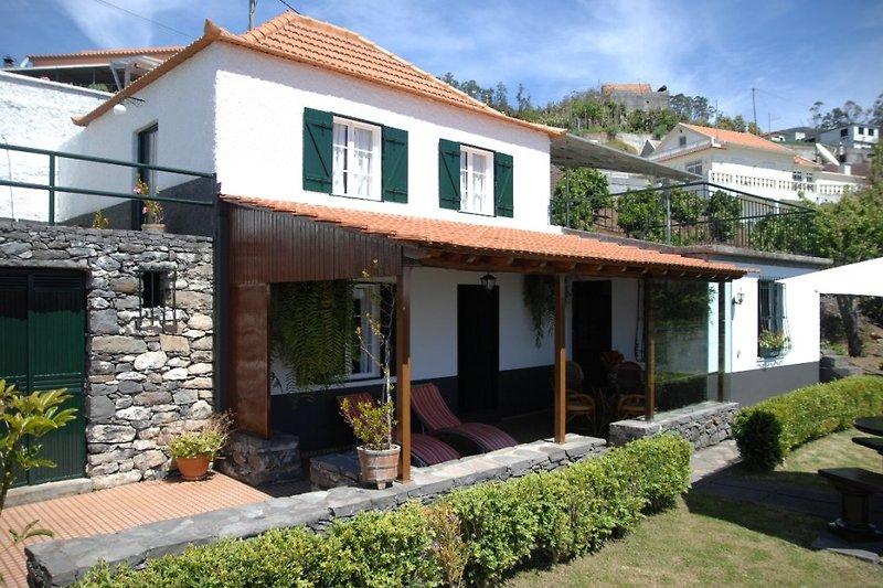Casa Tangerina en Ponta do Sol - imágen 2