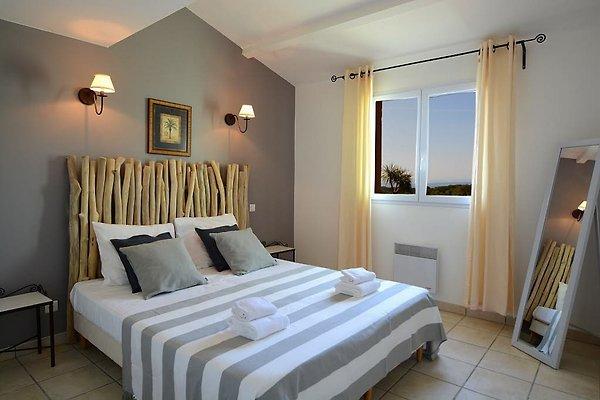 Beispiel: Schlafzimmer mit Doppelbett