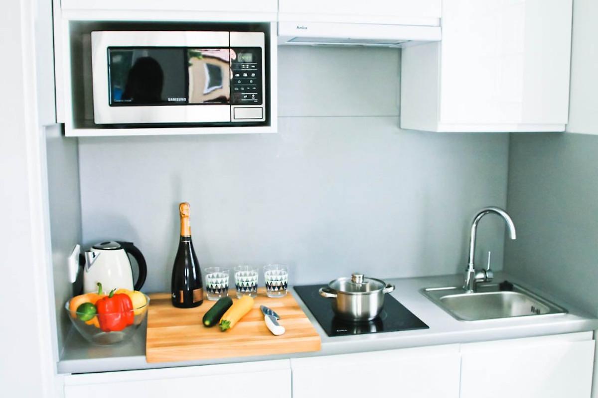 city mare wohnungen a d ostsee ferienwohnung in dziwnow mieten. Black Bedroom Furniture Sets. Home Design Ideas