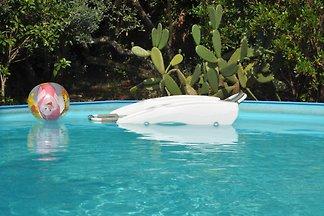 Villa Pia mit Pool Recco - ap. B