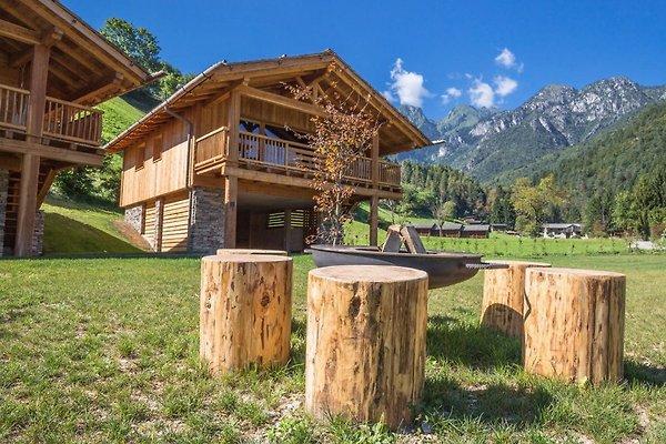 ledro mountain chalets ferienhaus in bezzecca mieten. Black Bedroom Furniture Sets. Home Design Ideas
