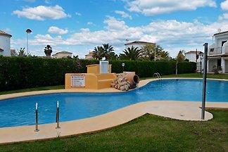 Ferienhaus in Els Poblets /Denia,