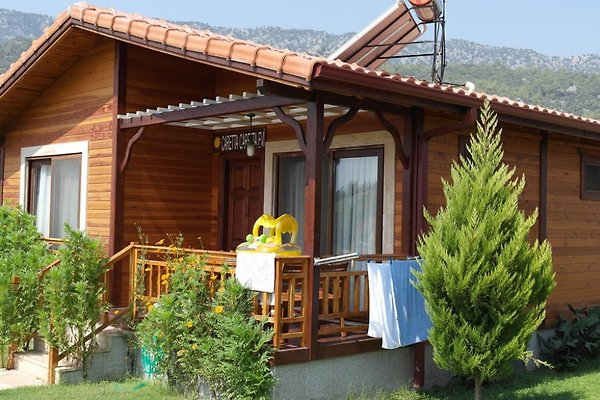 Ferienhaus Olympos