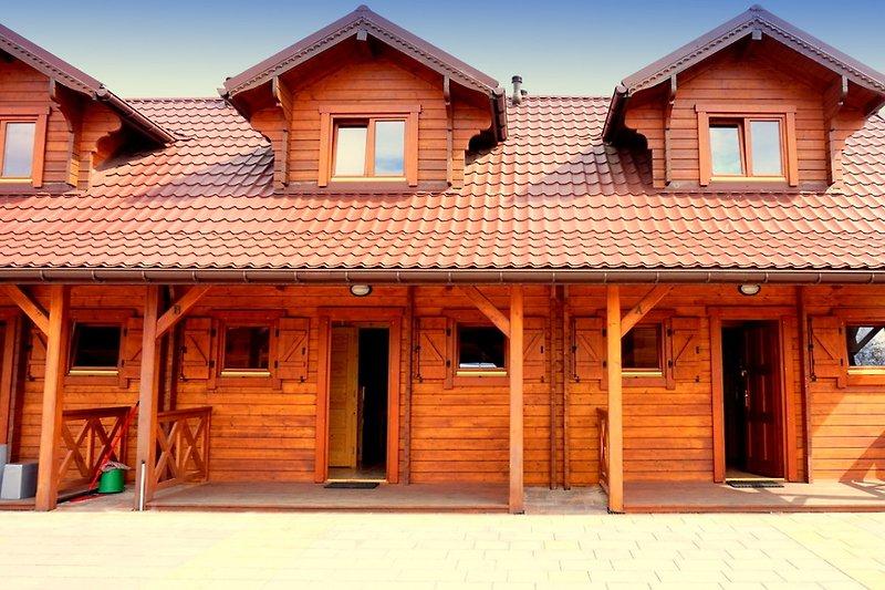 Sommerhäuser, MARINE-STAR-SIANOZETY, 4 bis 8 Personen Strand 200m