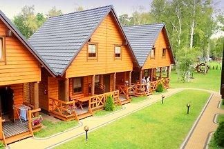 Holzhäuser, RAJ-STAR-BOBOLIN 4-5 Pe