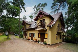 """Gästehaus """"MI MARISCO"""" in Pobierowo"""
