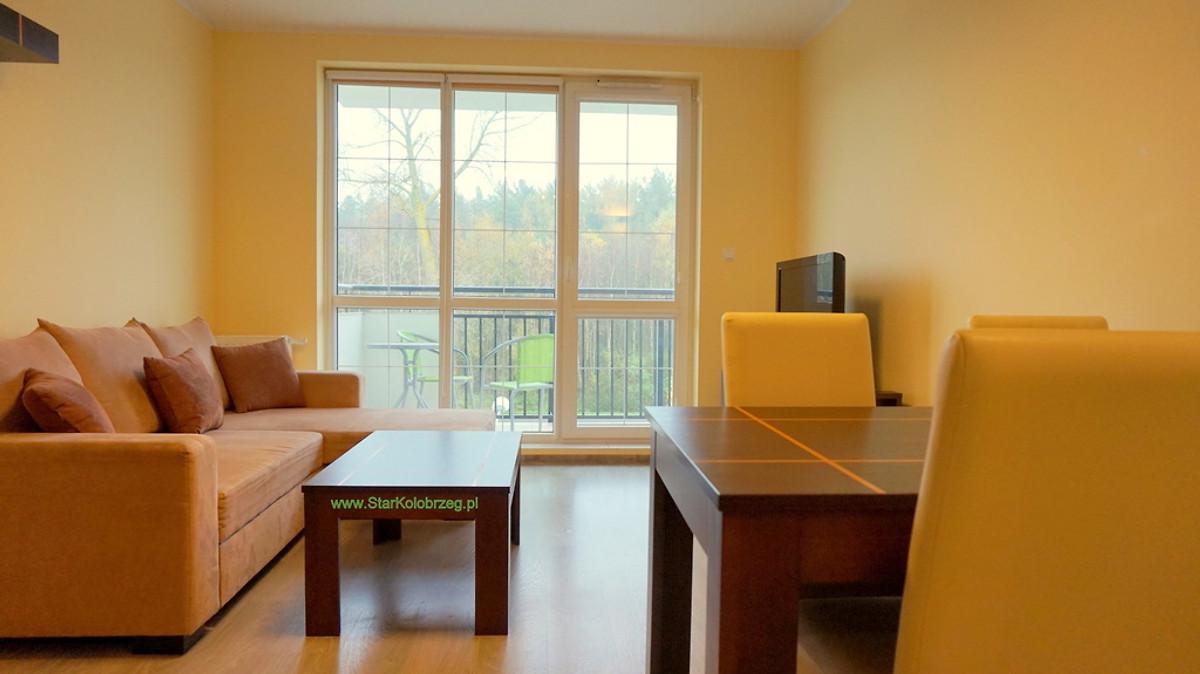 Appartement sonia grzybowo vakantie appartement in grzybowo huren - Kitchenette met stoelen ...