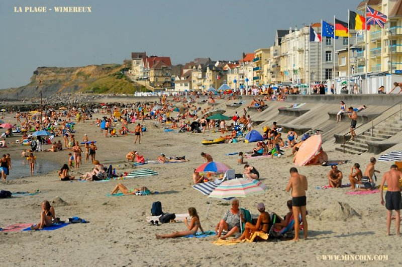 Wimmereux Strand