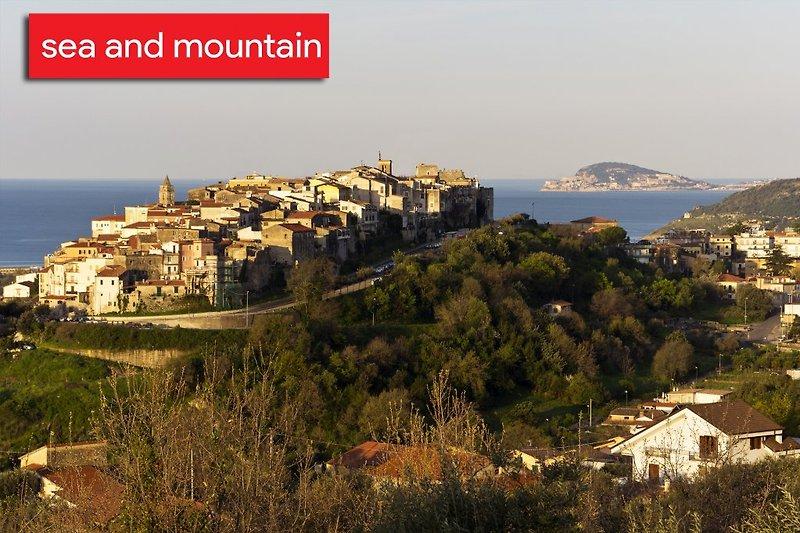 Sea-EinfacherZugang Rom & Neapel 4k in Scauri - Bild 2