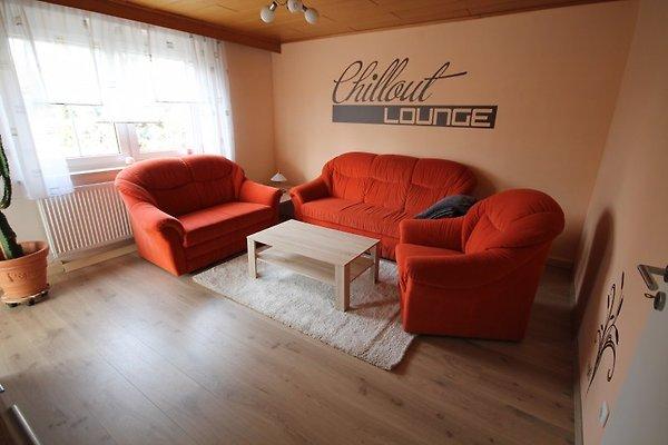 Ferienwohnung monika goldkronach ferienwohnung in for Eingerichtete wohnzimmer modern