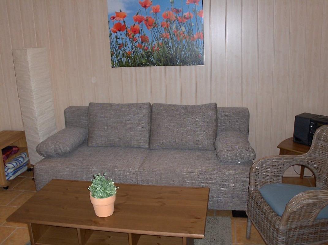 Bungalow nike ferienhaus in koserow mieten for Wohnzimmer 40 qm