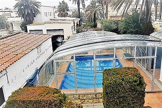 Apartment near the beach pool Jacuz