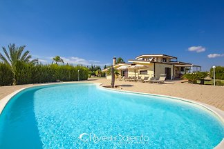 Holiday home relaxing holiday Melissano