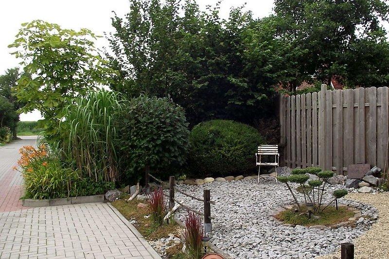 Garten Front