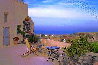 Vakantiehuis Ontspannende vakantie Santorini