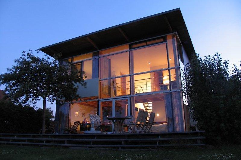 Ein Traum aus Holz und Glas