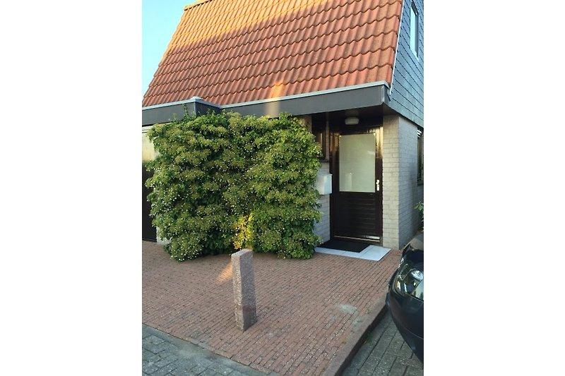 Yperhof 17 Hauseingang