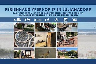 Yperhof 17 Julianadorp  wunderschön