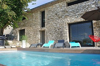 Holiday home relaxing holiday Saint-Martin-de-Castillon