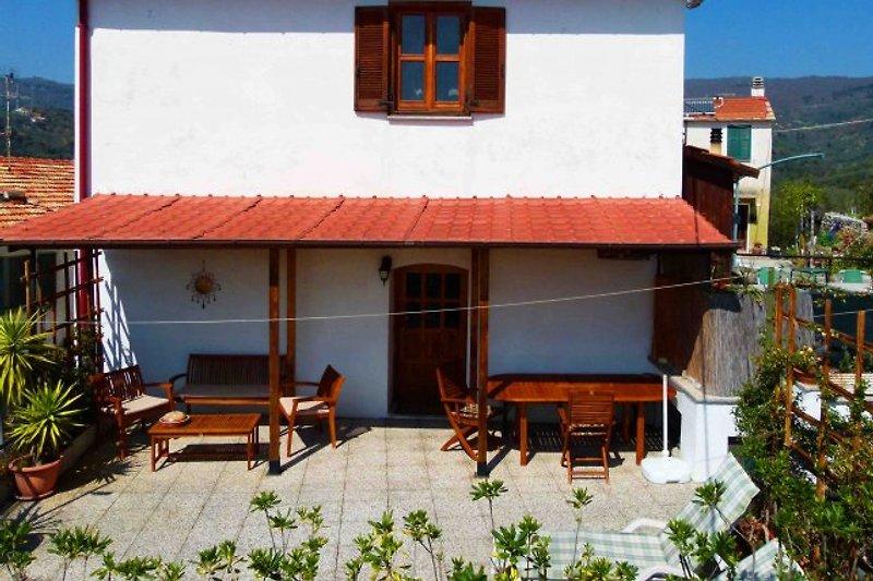 Casa Sole Terrasse.