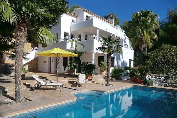 Grosse Villa Sierra Altea  in Altea - Bild 1