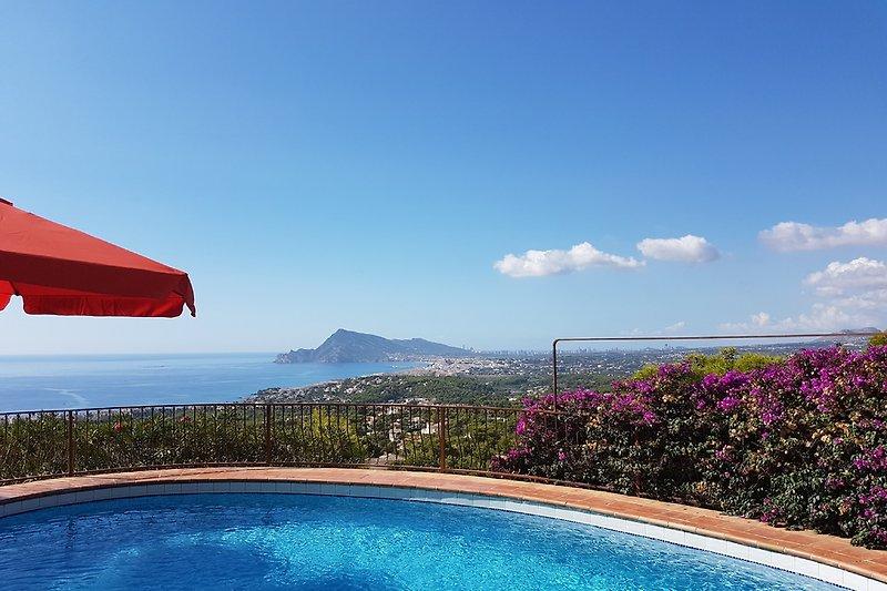 4 Sterne Villa mit  Apartment à Alfaz del Pi - Image 2