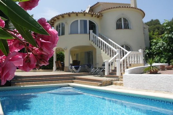 Casa Montemar in Benissa - Bild 1