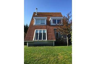 Ferienhaus Noordzeelaan mit Garten