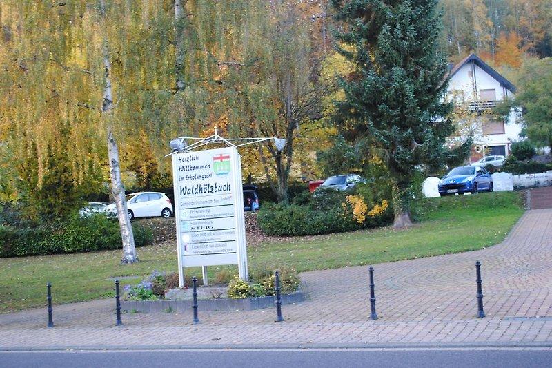 Erholungsort Waldhölzbach